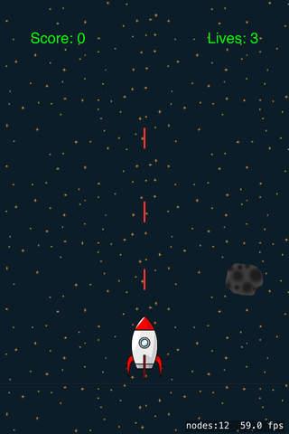 Asteroid Destroy screenshot 1