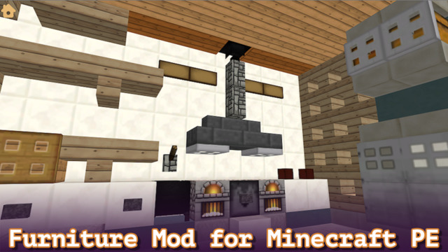 Furniture Info for Minecraft PE ( Pocket Edition ) - Available for Minecraft PC too !