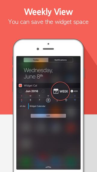 Widget Calendar : Easy & Simple Calendar Screenshots