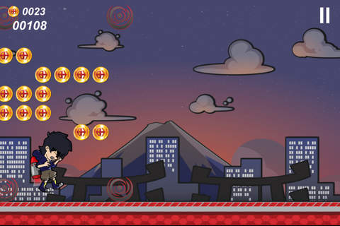 Little BIG Hero - Take Flight Pro screenshot 4