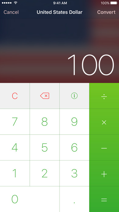 Currency iPhone Screenshot 2