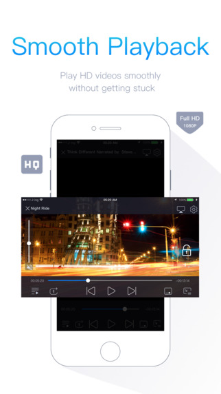 Video Player Plus pro - Best Media Player for Music and Videos in All Formats Screenshots
