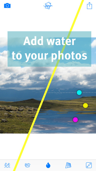 Flood Filter for Water Reflections Screenshots