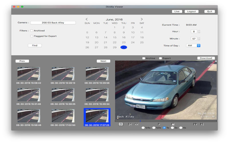 Dividia Viewer Screenshot - 3