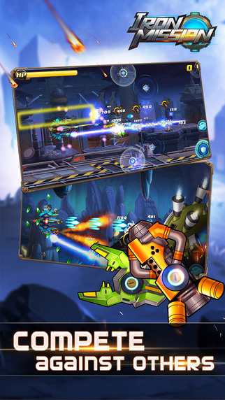 Iron Mission- classic arcade shoot'em up Screenshots