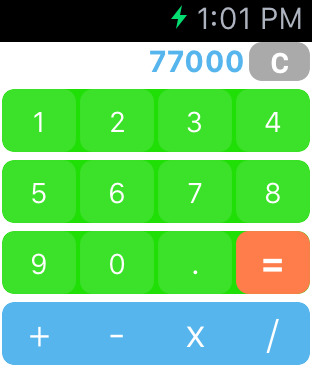 Elegant Calculator PRO Screenshots