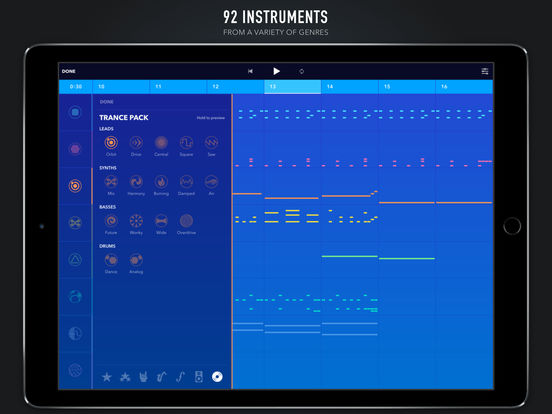 Medly - Music Maker screenshot
