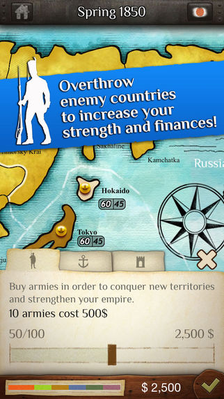 Empires II: What Would You Risk for World Conquest? Screenshots
