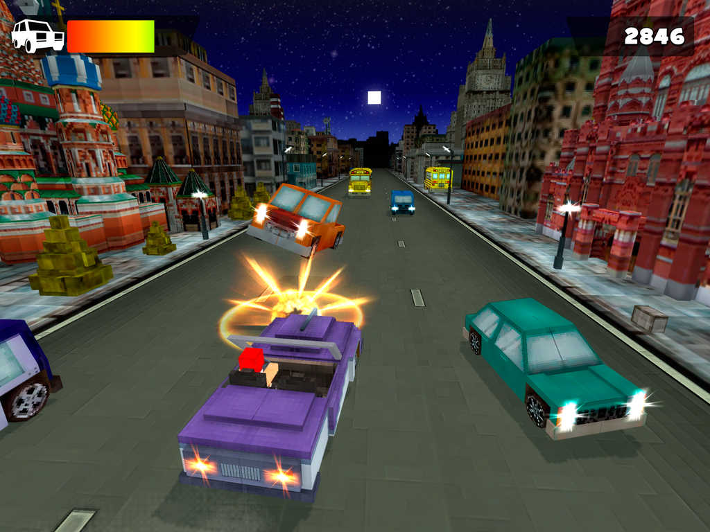 App Shopper: Blocky Car Driving Simulator Games (Games)