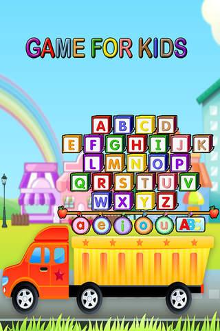 Free ABCs Kids Coloring - Ben Edition screenshot 1
