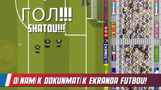 Tiki Taka World Soccer Screenshot
