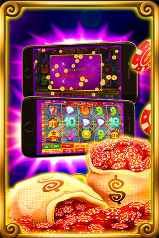 Slots 777 HD! screenshot 3