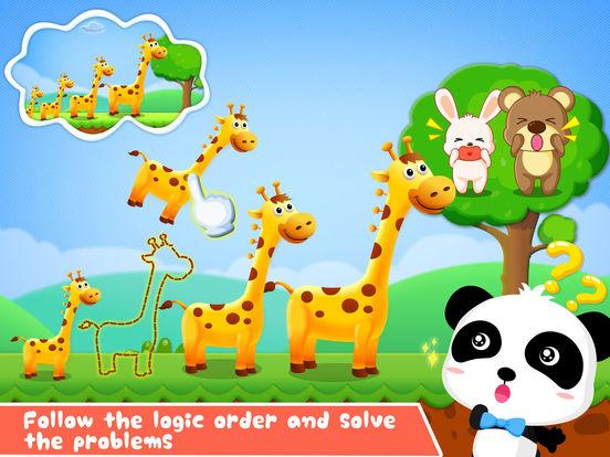 Kiki's Orderly Adventure—BabyBus Screenshots