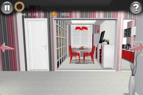 Can You Escape Horror 10 Rooms Deluxe screenshot 1