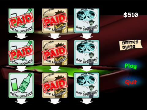 Last Call:for alcohol iPad Screenshot 3