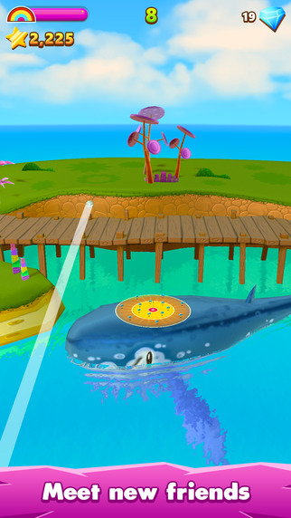 Golf Island Screenshots