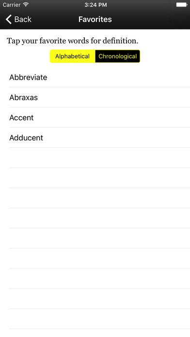 Whats Da Word iPhone Screenshot 4