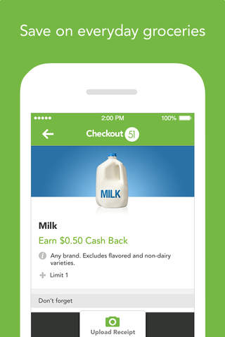Checkout 51 - Grocery coupons and deals screenshot