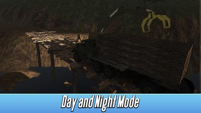 Logging Truck Simulator 3D Full screenshot 4