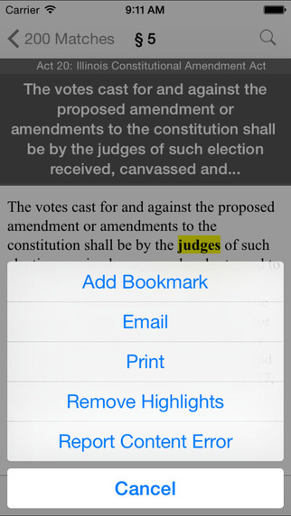 Illinois Law (LawStack Series) Apps free for iPhone/iPad screenshot