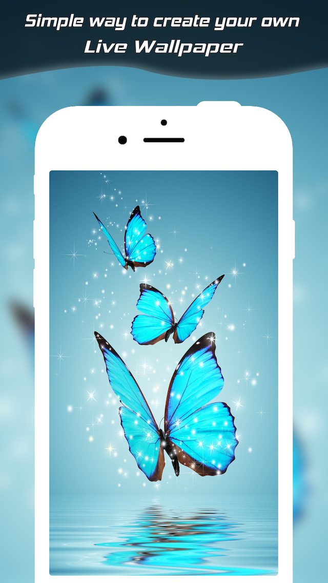 App Shopper Live Wallpaper Maker For Live Photo Convert Any Video And Wall