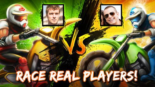 Bike Rivals Screenshot