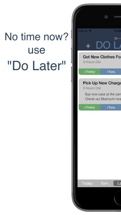 Do.List: Simple To Do List & Productivity App Apps for iPhone/iPad screenshot
