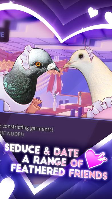 Hatoful Boyfriend Screenshot