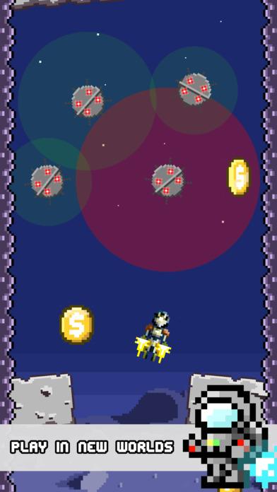 Crazy Skies - Endless Arcade Flyer Screenshot