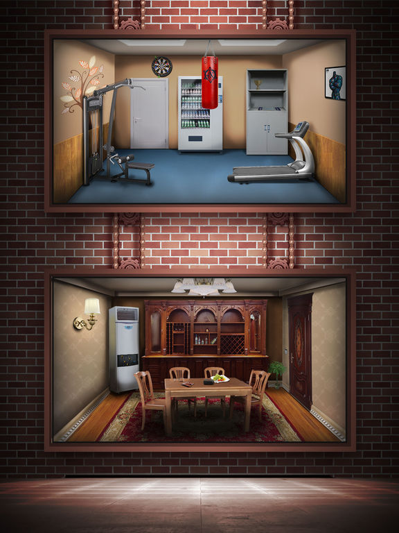 Escape Room:100 Rooms 8 (Murder Mystery house, Doors, and Floors games) для iPad