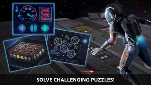 Adventure Escape: Space Crisis Screenshot