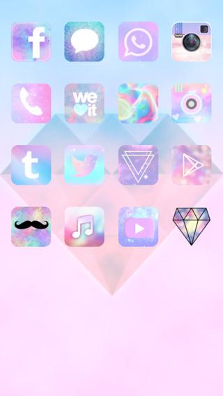 CocoPPa – Japan Kawaii (cute) icons&homescreen