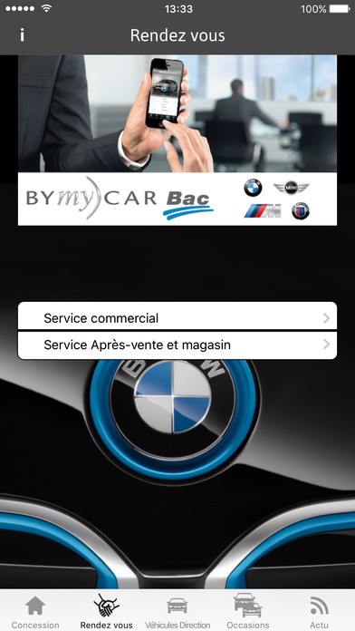 BMW Bac iPhone Screenshot 4