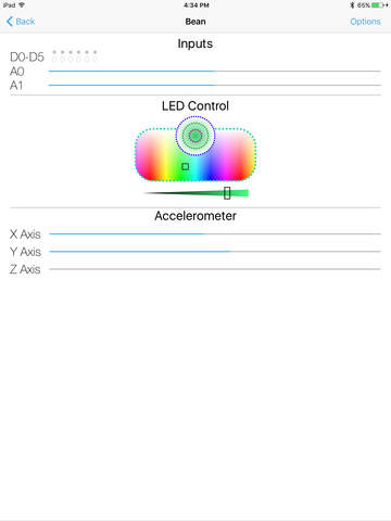 LightBlue - Bluetooth Low Energy screenshot