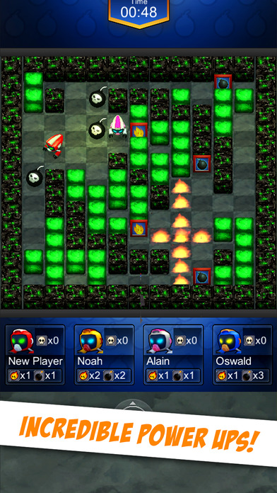 Bomber bots Screenshot