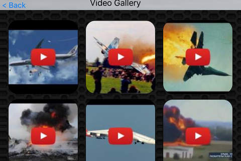 Aircraft Crash Photos & Videos | Watch and learn about aerial disasters screenshot 2