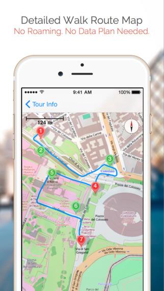 Berlin Wall Walk (Lite Version) iPhone Screenshot 2