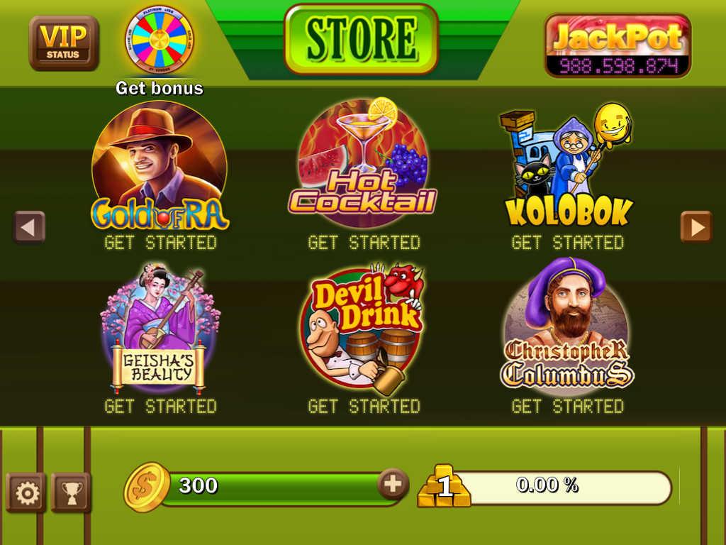 Игровые автоматы - играть бесплатно
