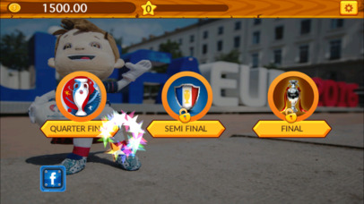 Screenshot 1 Football World Championship Soccer Slots