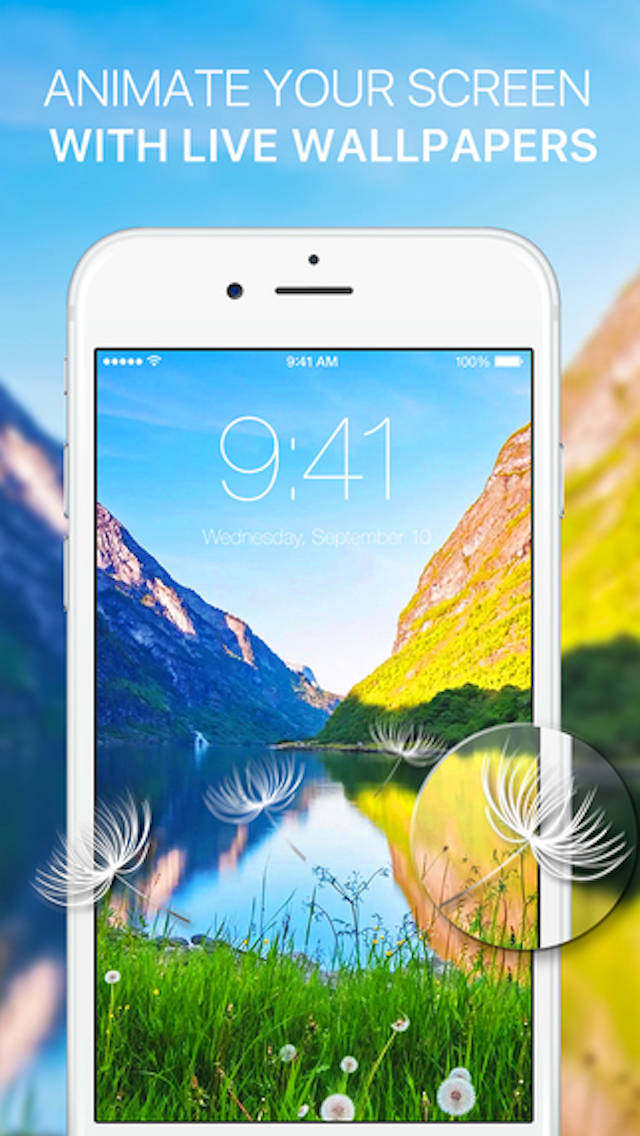 Live Wallpaper - Free live wallpapers
