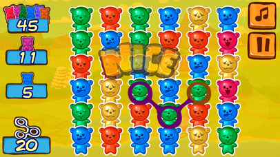 Jelly Bears screenshot 3