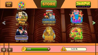 Screenshot 3 Слоты Деньга — игровые аппараты и автоматы бесплатно 777