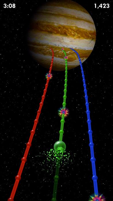 Light Runner - Infinite Universe Screenshot