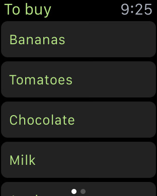 Shwopping - Your Shopping List Made Easy Screenshots