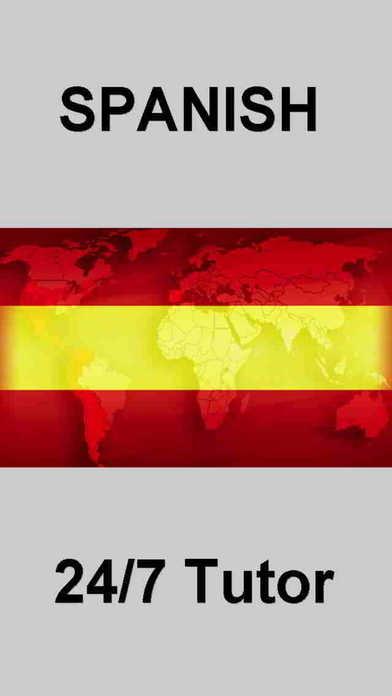 Spanish 101 iPhone Screenshot 1
