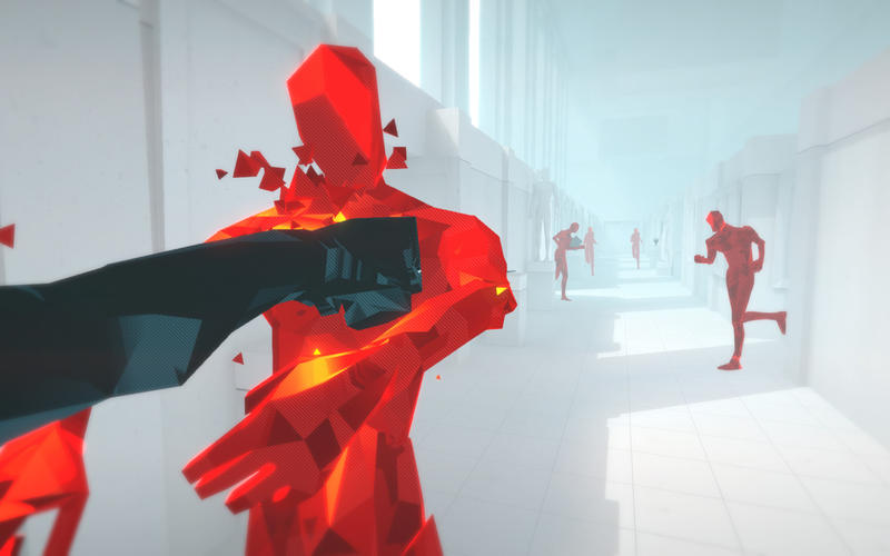 SUPERHOT Screenshots