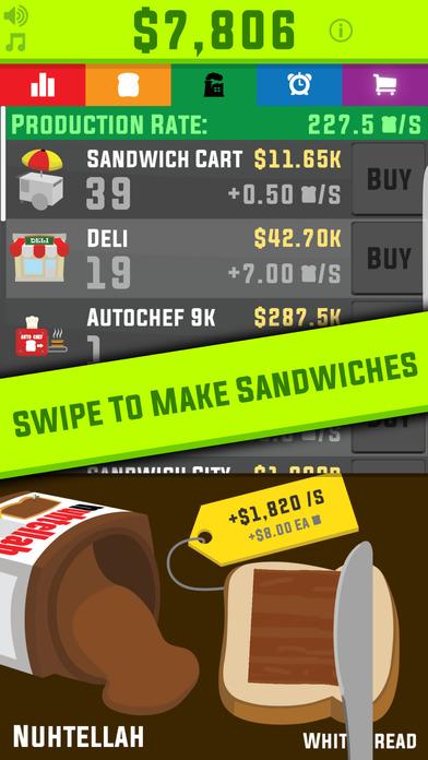 Sandwich OR ELSE Screenshot