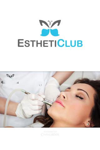 Estheticlub screenshot 1