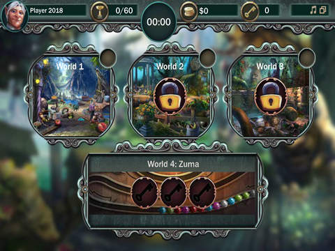 The Magical Relics-Hidden Object Game Screenshots