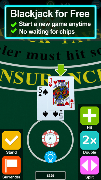 Blackjack for real money on iphone